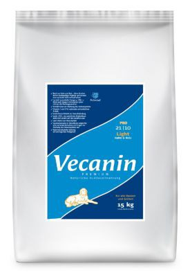 Vecanin Premium Pro Light Huhn & Reis 21/10, 15 kg
