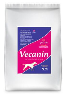 Vecanin Premium Pro Energie Huhn & Reis 30/20, 15 kg