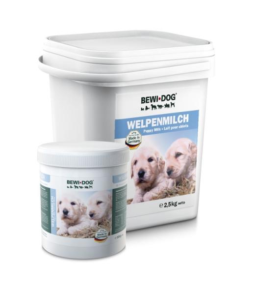 Bewidog Welpenmilch 0,5 kg