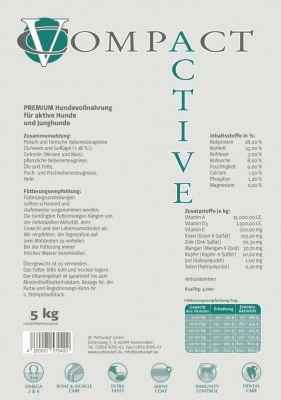 VC Compact Premium Active 25/15 5 kg