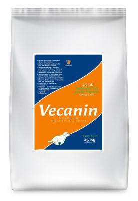 Vecanin Premium Junior Aufzucht für grosse Rassen Geflügel & Reis 25/16, 15 kg