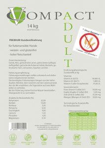 VC VCompact Premium Adult 22/11 14 kg