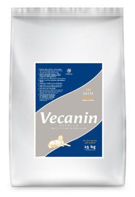Vecanin Premium Pro Senior Huhn & Reis 22/11, 15 kg