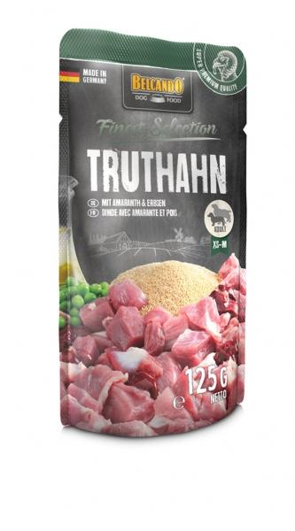 Belcando Truthahn mit Amaranth & Erbsen 125g