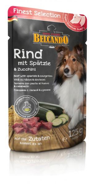 Belcando Rind und Spätzle mit Zucchini 0,3 kg