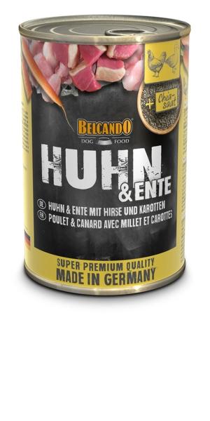 Belcando Huhn u. Ente m. Hirse u. Karotten 0,4 kg