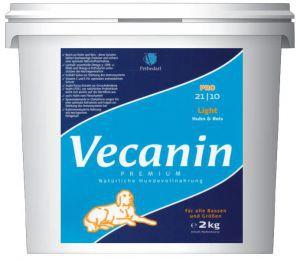 Vecanin Premium Pro Light Huhn & Reis 21/10, 2 kg