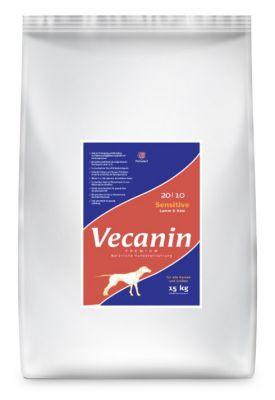Vecanin Sensitive VET, Lamm & Reis 20/10, 15 kg