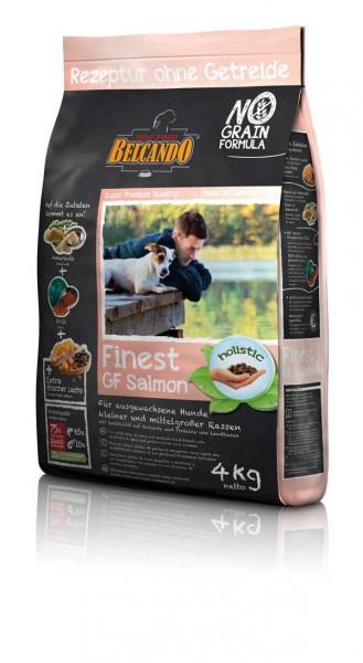 Belcando Finest GF Salmon 4 kg