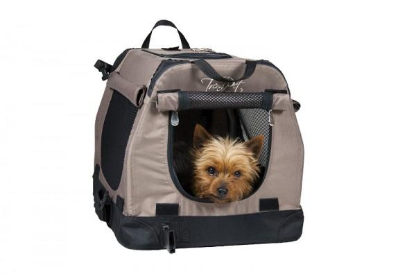 TrendPet TPX-Pro Faltbare Hundebox TPX60-Pro