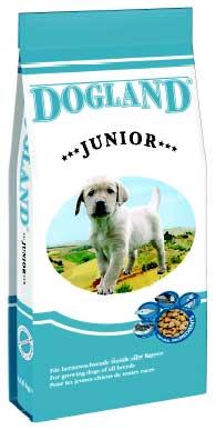 Bewital Dogland junior 15 kg