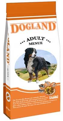 Bewital Dogland Adult Menue 15 kg