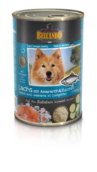 Belcando Lachs mit Amaranth & Zucchini 0,4 kg