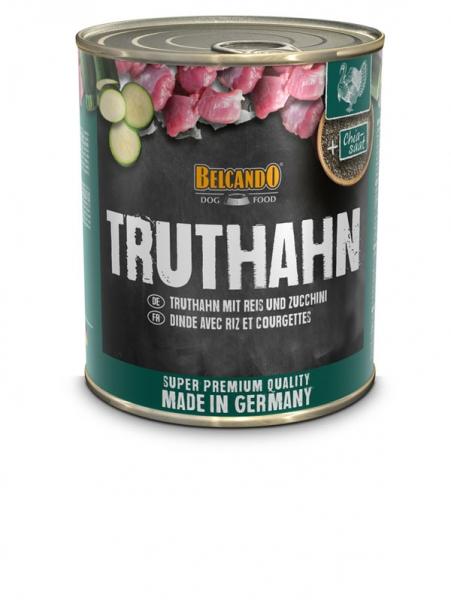 Belcando Pute m. Reis u. Zucchini 0,8 kg