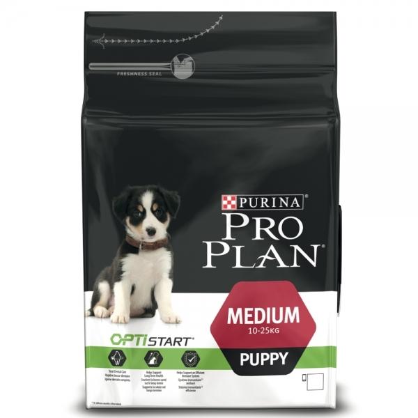 PP Puppy Medium Huhn+Reis 3kg