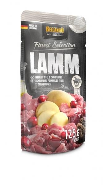 Belcando Lamm und Kartoffel mit Cranberries 125g