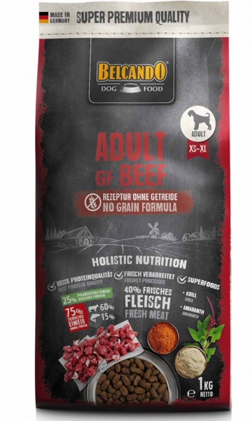 Belcando Adult GF Beef 1 kg