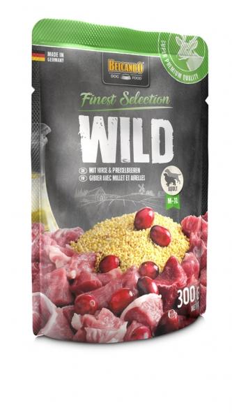 Belcando Wild mit Hirse und Preiselbeeren 0,3 kg