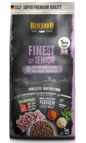 Belcando Finest GF Senior 1 kg