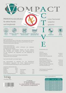 VC Compact Premium Active 25/15 14 kg