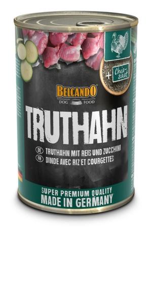 elcando Pute m. Reis u. Zucchini 0,4 kg