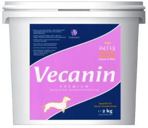 Vecanin Premium Pro normale Aktivität kl. Rasse Lamm & Reis 24/13, 2 kg