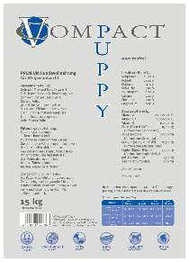 VC Compact Premium Puppy 28/18 15 kg