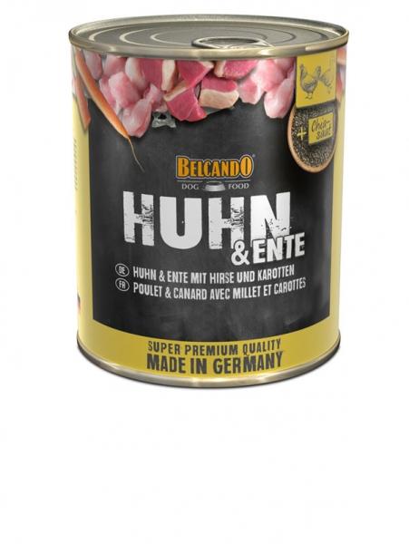Belcando Huhn u. Ente m. Hirse u. Karotten 0,8 kg