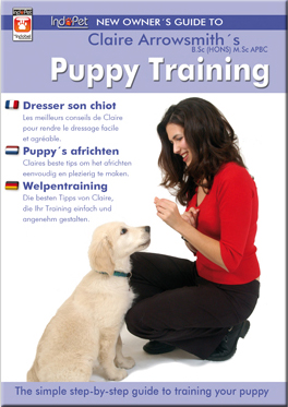 Hunde DVD Welpentraining