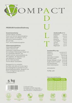 VC VCompact Premium Adult 22/11 5 kg